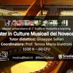 Banner quadrato musica