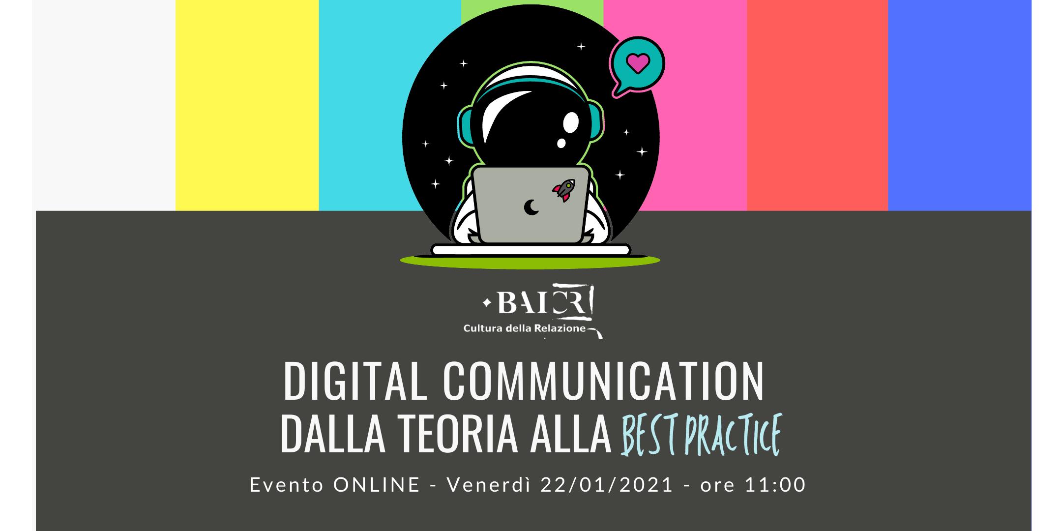 Digital Communication Webinar